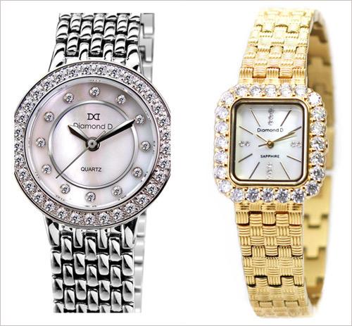 Đồng hồ nữ Diamond D quý phái giảm giá đến 10% - 3