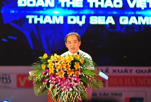 Tưng bừng lễ xuất quân đoàn TTVN tham dự SEA Games 28 - 3