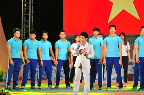 Tưng bừng lễ xuất quân đoàn TTVN tham dự SEA Games 28 - 9