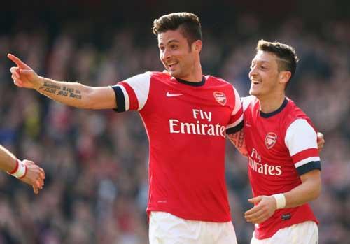 Arsenal - Sunderland: Hoàn thành nhiệm vụ - 1