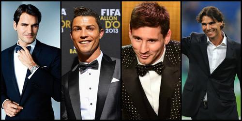 Ronaldo giống Nadal còn Messi tựa Federer - 1