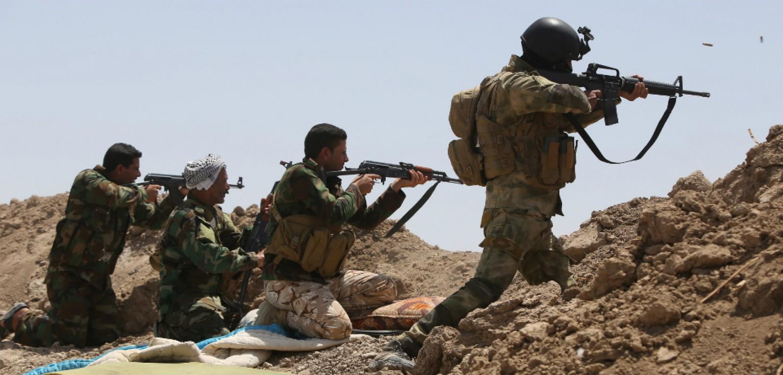 Vì sao quân đội Iraq thảm bại trước phiến quân IS? - 3