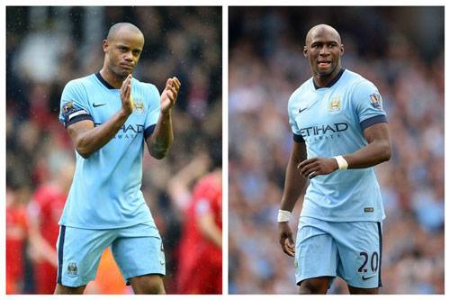 """Hé lộ """"siêu đội hình"""" của Man City mùa tới - 1"""