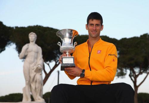 Djokovic đã là Mr. Hoàn Hảo - 1