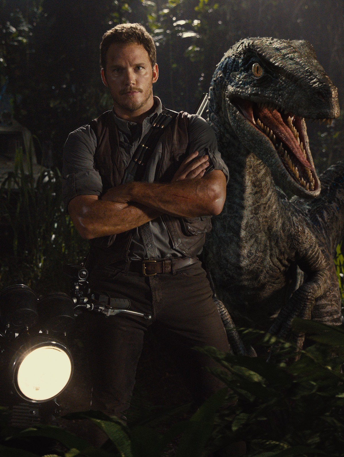 """Hồi hộp xem thế giới khủng long trong """"Công viên kỷ Jura 4"""" - 3"""