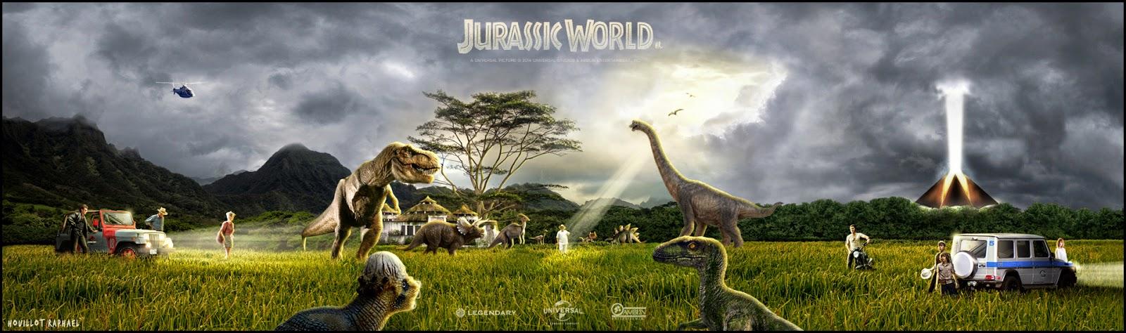 """Hồi hộp xem thế giới khủng long trong """"Công viên kỷ Jura 4"""" - 1"""