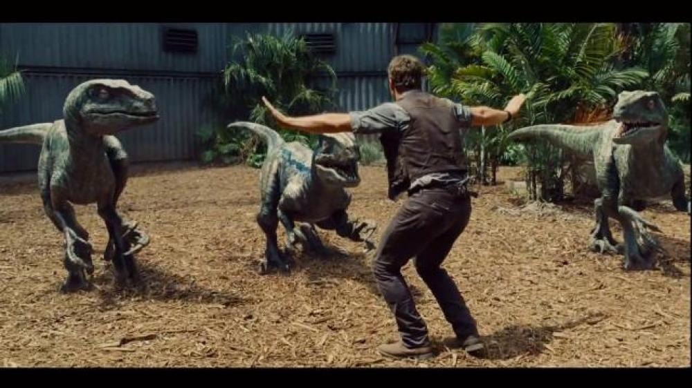 """Hồi hộp xem thế giới khủng long trong """"Công viên kỷ Jura 4"""" - 10"""