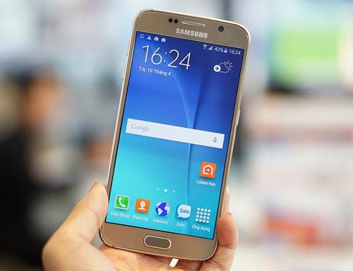Samsung Galaxy S6 và S6 Edge chạm mốc 10 triệu máy - 1