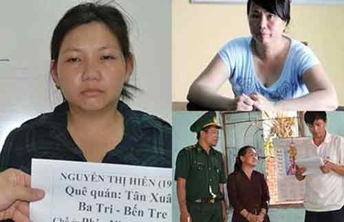 Bắt ba kẻ bán phụ nữ sang Trung Quốc - 1