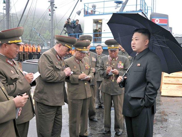 Nhậm chức 3 tháng, đại sứ TQ chưa được gặp Kim Jong-un - 1