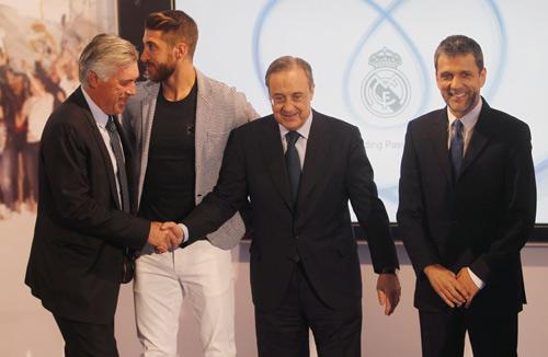 Quan hệ Ancelotti – Perez đổ vỡ, Carletto sắp về Milan - 3