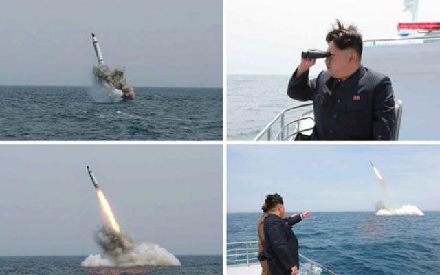 Triều Tiên tuyên bố thu nhỏ thành công vũ khí hạt nhân - 1