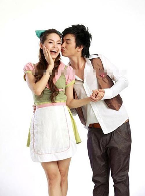 Những nụ hôn nóng bỏng của Minh Hằng trên màn ảnh - 13