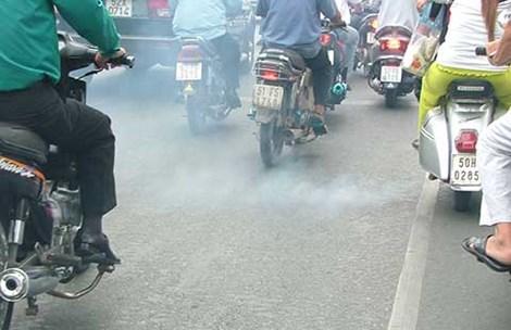 Đề xuất thí điểm kiểm soát khói xe máy ở 5 TP lớn - 1