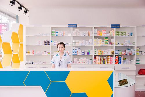 """Hoàng Kim - Mô hình siêu thị dược phẩm y tế """"2 trong 1"""" đầu tiên tại VN - 1"""
