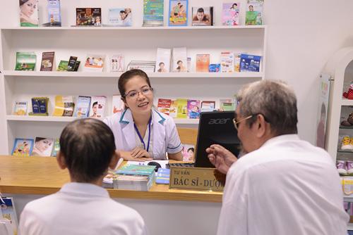 """Hoàng Kim - Mô hình siêu thị dược phẩm y tế """"2 trong 1"""" đầu tiên tại VN - 2"""