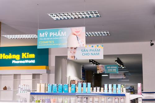 """Hoàng Kim - Mô hình siêu thị dược phẩm y tế """"2 trong 1"""" đầu tiên tại VN - 3"""