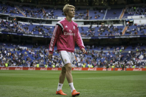 Thần đồng Na Uy sắp đi vào lịch sử Real Madrid - 1