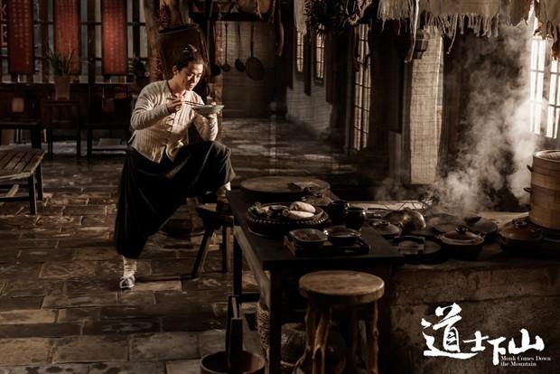 """""""Nóng"""" với cảnh động phòng của Lâm Chí Linh - 19"""