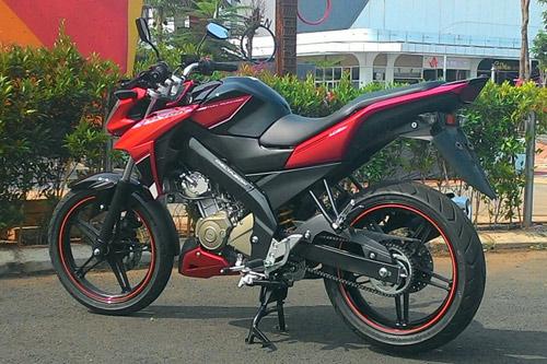 Xe côn tay Yamaha FZ150i mới trình làng - 1
