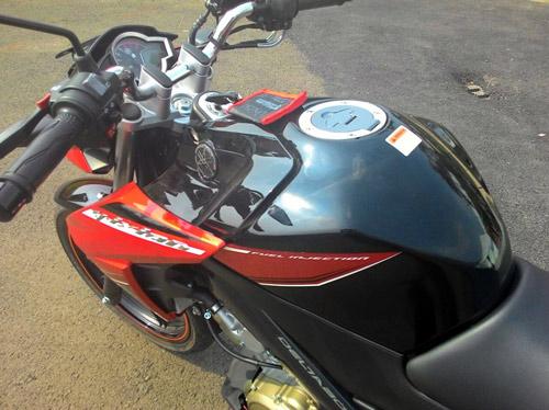 Xe côn tay Yamaha FZ150i mới trình làng - 3