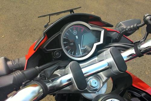 Xe côn tay Yamaha FZ150i mới trình làng - 5