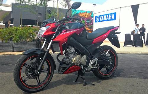 Xe côn tay Yamaha FZ150i mới trình làng - 2