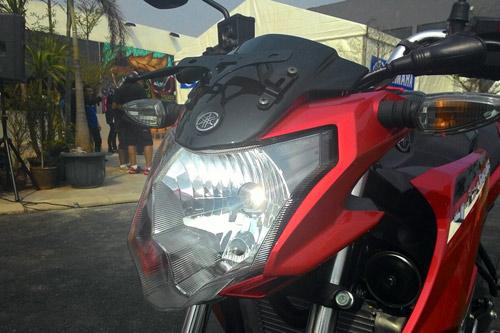 Xe côn tay Yamaha FZ150i mới trình làng - 7