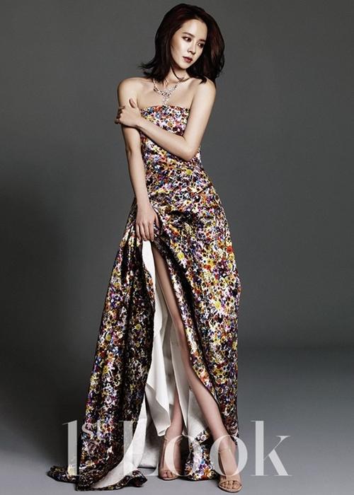 """Váy ngắn như """"sắc"""", váy dài như """"duyên"""" - 2"""