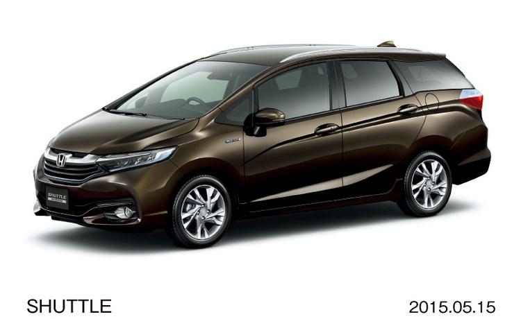 Honda Shuttle MPV 2015 giá 300 triệu đồng hợp cho gia đình - 7