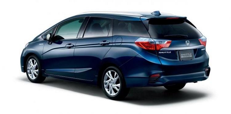 Honda Shuttle MPV 2015 giá 300 triệu đồng hợp cho gia đình - 4
