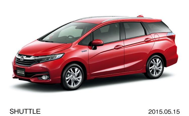 Honda Shuttle MPV 2015 giá 300 triệu đồng hợp cho gia đình - 8