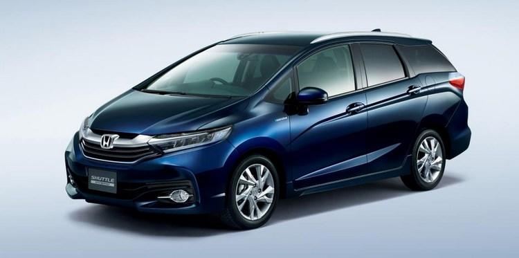 Honda Shuttle MPV 2015 giá 300 triệu đồng hợp cho gia đình - 3