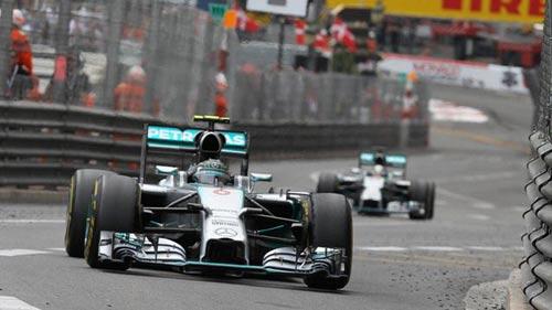 F1, Monaco GP: Thiên đường của tốc độ - 1