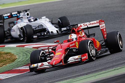 F1, Monaco GP: Thiên đường của tốc độ - 2