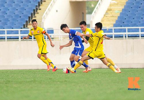 HLV Miura bất ngờ chốt danh sách U23 dự SEA Games - 1