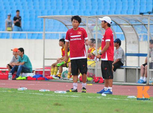 HLV Miura bất ngờ chốt danh sách U23 dự SEA Games - 2