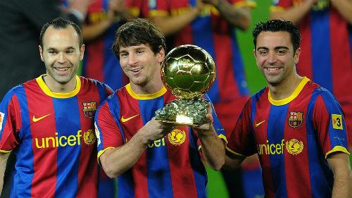 Messi vĩ đại tại Barca: Phải cảm ơn Xavi - 3