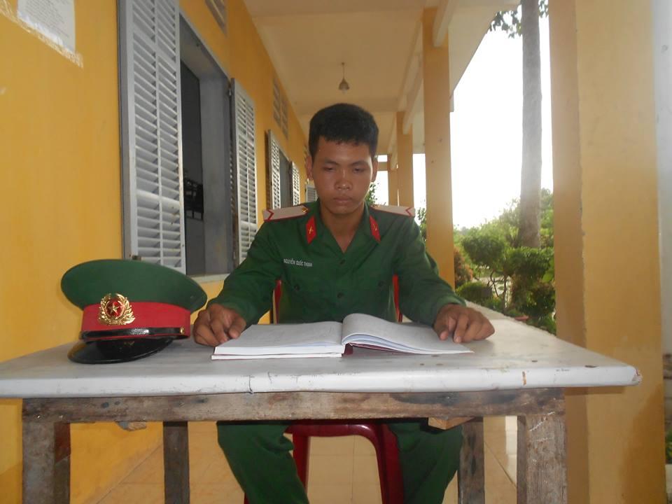 Khối ĐH, CĐ các trường quân đội công bố chỉ tiêu tuyển thẳng - 1