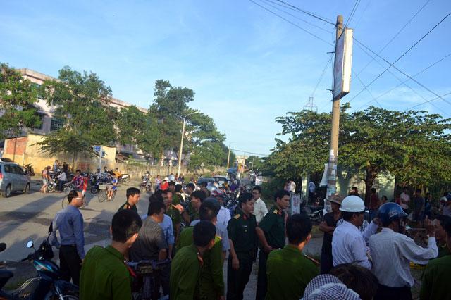 Đà Nẵng: Một người tử vong khi đang sạc điện thoại - 1
