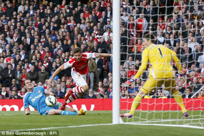 TRỰC TIẾP Arsenal - Sunderland: Bất lực (KT) - 5