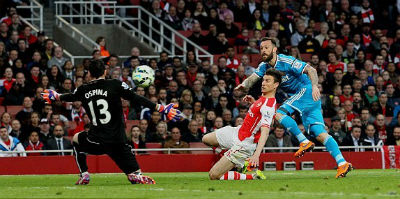 TRỰC TIẾP Arsenal - Sunderland: Bất lực (KT) - 6
