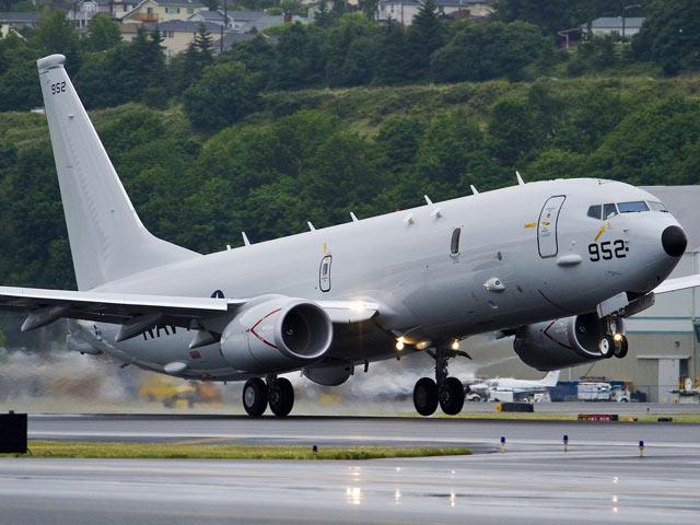 """Máy bay Mỹ bị TQ """"xua đuổi"""" trên Biển Đông - 1"""