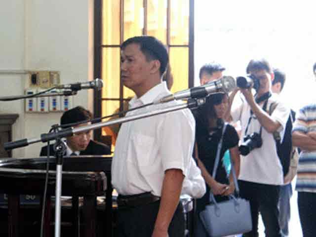 Hôm nay xét xử vụ CSGT bắn chết cấp trên ở Đồng Nai - 1