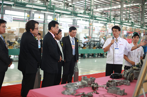 """Bên trong """"trọng cứ điểm"""" sản xuất ở Đông Nam Á của Kymco - 3"""