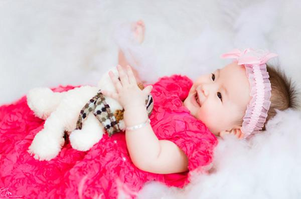 Ngắm con gái xinh như thiên thần của hot girl Mai Thỏ - 10