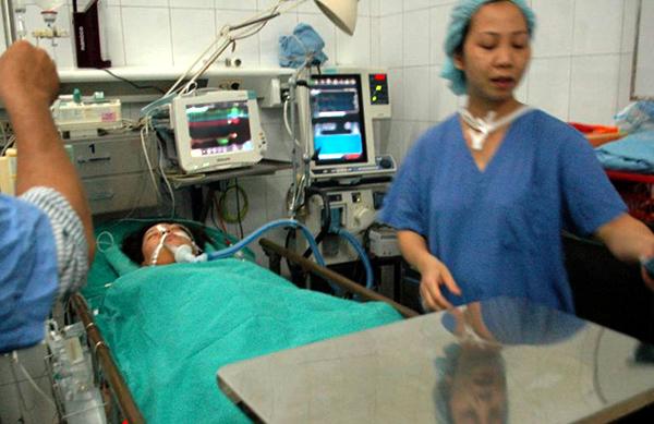 Trọng án ở Hưng Yên: Bà bầu nguy kịch, thai nhi tử vong - 1