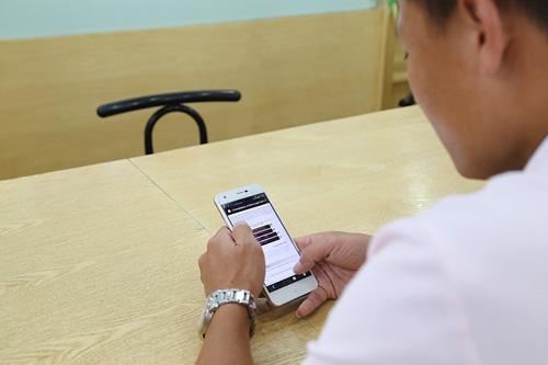 """""""Quả bóng vàng"""" Thành Lương dùng điện thoại gì? - 2"""