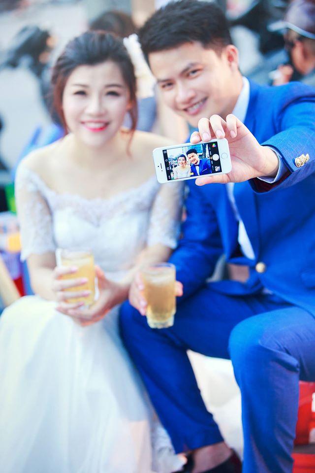 """Chuyện tình cặp đôi sau bức ảnh cưới """"trà đá"""" nổi tiếng - 4"""