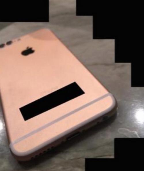 Lộ ảnh iPhone 6S màu vàng hồng, camera kép - 2